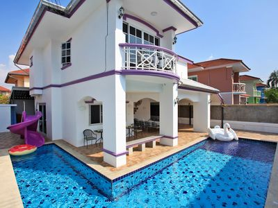 Photo for Pool villa 6 bedrooms
