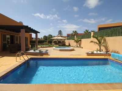 Photo for VillaHolding a Luxury Private Villa on Salinas Golf Course with 2Pools & Hot Tub