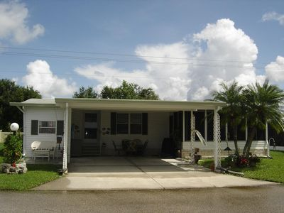 Photo for 2 Bedroom and 2 Bath Furnished Manufactured Home in Gold Tree Co-op
