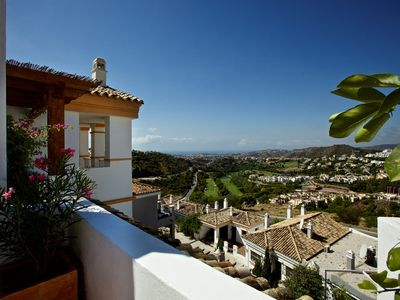 Photo for Beautiful & Charming Home in La Heredia, Marbella - Close to Beach and Golf