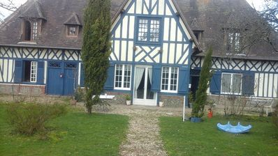 Photo for 3BR House Vacation Rental in St Victor de Chretienville