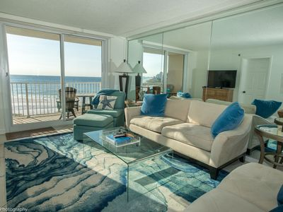 Photo for DOTG 505 is a gorgeous 2 BR Gulf Front within a small complex to beat the crowds