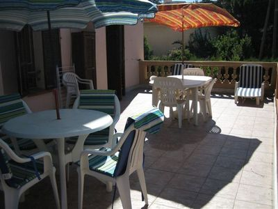 Photo for spacious rental F3 Juan les Pins with 40 sqm terrace