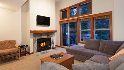 Photo for Treeline 31  Upgraded Townhome, Ski-Home Access, Fireplace