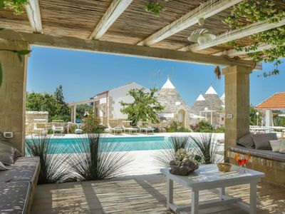 Photo for CASETTA PEPERONCINO-Unit with shared pool