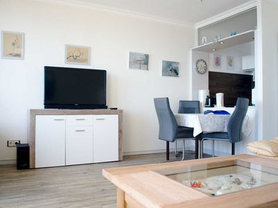 Photo for 413 - beach-facing apartment in south-east facing - 413 -Meerfreund 2-room apartment - HOLIDAY PARK