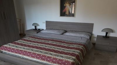 Photo for Apartment, Pescara North, furnished near the sea - pine forest - park road