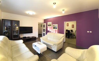 Photo for Luxury apartment Mare 5+2 in Stinjan