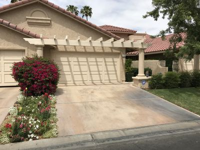 Photo for Gorgeous Desert Condo Woodhaven Country Club