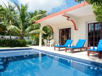 Lovel villa in Puerto Morelos