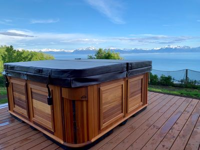Photo for Incredible View, Privacy & Private hot tub!