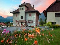 A beautiful, comfortable and friendly place to spend a relaxing week near Lake Annecy.