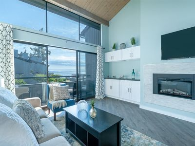 Photo for Birch Bay Waterfront Condo - Newly Remodeled