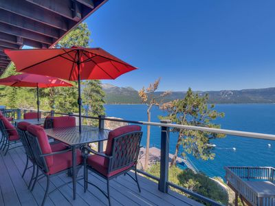 Photo for INCREDIBLY PRICED LAKEFRONT FOR WINTER! Only $650 night, sleeps 14, pool table