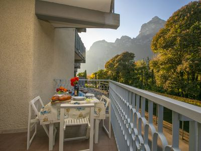 Photo for Riva Lago e Spiaggia Apartment 3, Riva del Garda, Italy