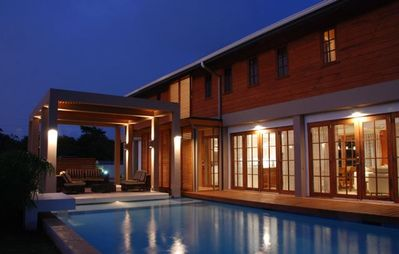 Photo for Poui Place - a luxurious 4BR villa in a quiet and private gated development