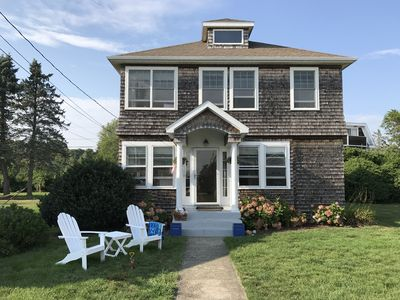 Photo for Charming, Year-Round  Beach House on Connecticut Shore. Relax and Explore!