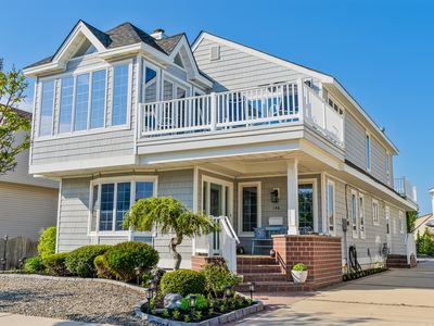 Photo for NEW LISTING Upscale Stone Harbor View of / Steps from Stone Harbor's Best beach