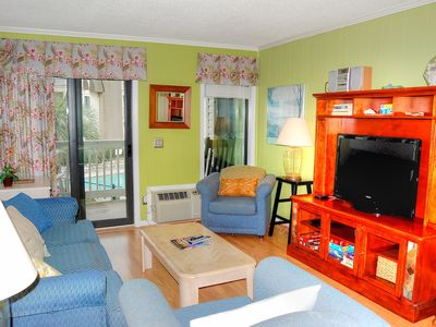 Photo for Awesome location in Ocean Forest area steps away from the ocean!