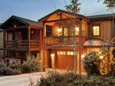 Abode at Quit N' Time | Best value! Walk to ski lift & Main St!