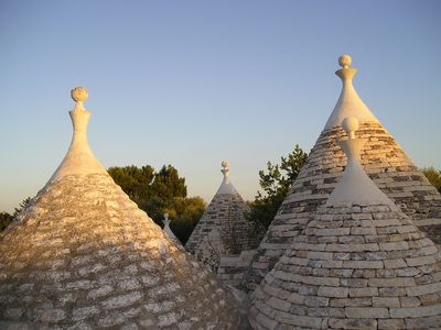 "Photo for Trulli Di Ivana ""Trullo Grande"": special offers in July and September"