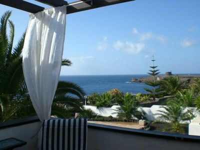 Photo for Holiday apartment Playa Blanca de Yaiza for 4 - 5 persons with 2 bedrooms - Holiday apartment
