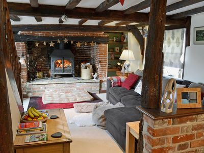 Photo for 2BR House Vacation Rental in Hempnall, near Norwich