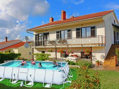 Photo for Apartment Mara with pool in a quiet plac