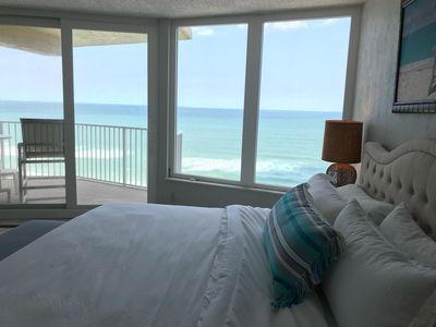 Photo for 5-STAR BEACH CONDO-Stunning Views-No Drive Beach-Best Value in Daytona