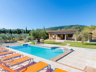 Photo for YourHouse Ses Comes - villa with private pool in the Tramuntana mountains