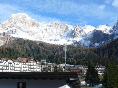 Photo for Spacious and elegant apartment in the center of San Martino di Castrozza