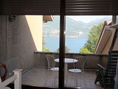 Photo for Apartment in the center of Menaggio with Internet, Air conditioning, Parking, Terrace (124515)
