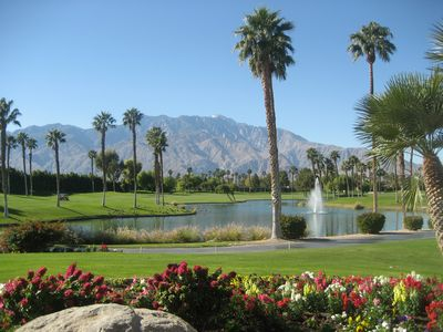 Photo for Desert Princess Cc And Resort, On Golf Course, W/ Mountain Views