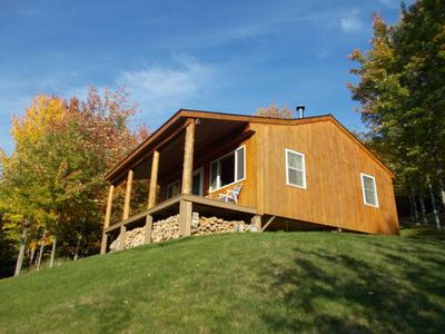 Secluded Mountainside Cabin On 24 Acres With Incredible Views And Sunsets