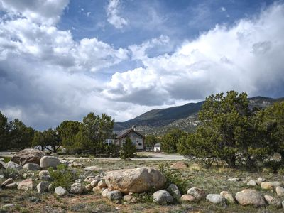 Photo for Evie's Outpost/Game Room/Acreage with Spectacular Views!