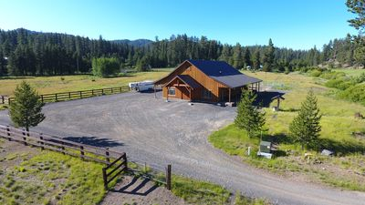 Photo for New Barn Dominiam on Marks Creek, next to Ochoco National Forest