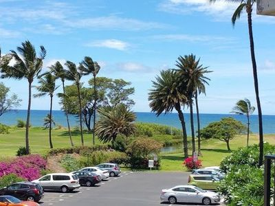 Photo for MAY 29-AUGUST 30, $119/NT, OCEANVIEW STUDIO, Central Air, Full Kitchen