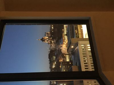 Photo for Beautifully furnished 1 bdrm condo. 17th floor view of St Paul close to freeway.