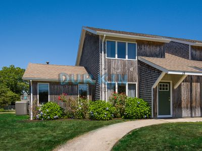 Photo for Spacious Duplex, Pool Access, Central Air Conditioning, Close to Beach, Playground