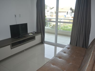 Photo for Code 028D New Apartment in Bombinhas Center with Wi-Fi