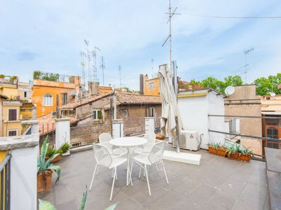 Photo for Apartment Vicolo dei Soldati in Roma: Centro Storico - 5 persons, 2 bedrooms