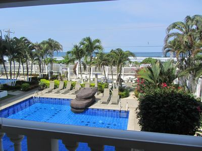 Photo for Beachfront Condo in Paradise with Million Dollar View!