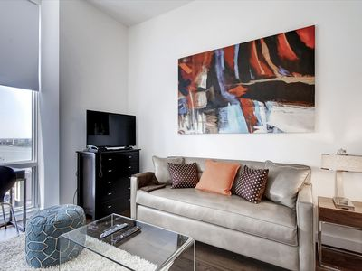 Photo for Luxury Studio Apartment in Hudson Yards District