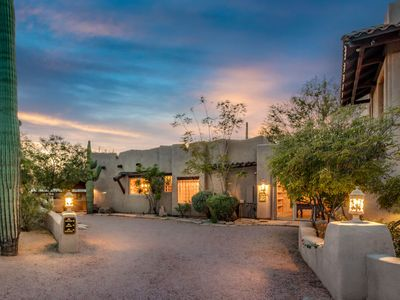 Photo for Gorgeous Multi-Unit Desert Oasis nearTroon. Pool, Hot Tub, Putting Green, & More!