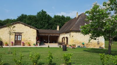 Photo for Beautiful 4* Stone Gite in the Dordogne