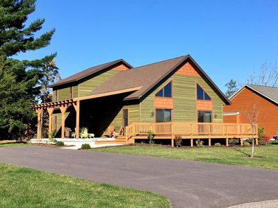 Photo for Aspen Chalet @ Spring Brook Resort | Incredible Two Story Chalet in Wisconsin Dells