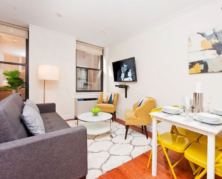 Fantastique Luxurious One Bedroom Mme Garden Empire State