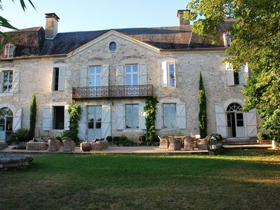Photo for house 12 people, Saint Sozy, in the Dordogne valley