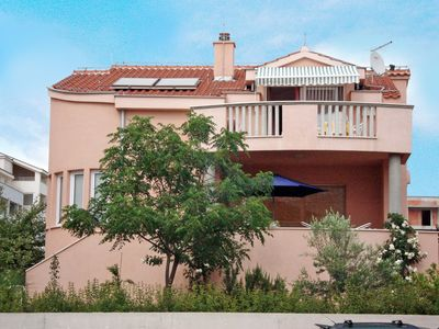 Photo for Holiday apartment in a sunny location with air-conditioning and sea view