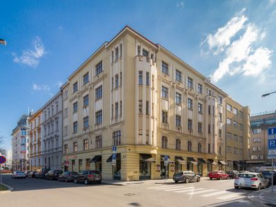 Photo for Vincanto Two Bedrooms Apartment 5 people - Prague 1